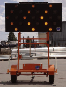 Work Zone Warning